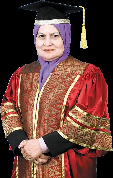Assoc Prof Zahrah Saad