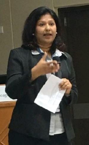 Dr Shuba Srinivasan